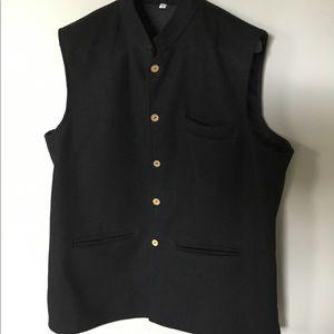 Wool Vest -Lined